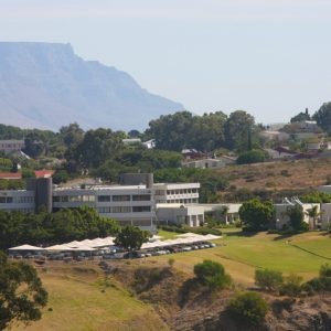 Campus and Table Mountain1