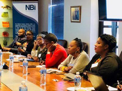Johannesburg February 2019