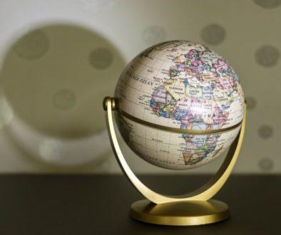 New Africa Globe - website