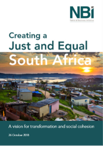Creating an Equal and Just South Africa