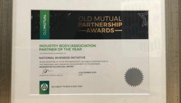 Old Mutual Award 051219