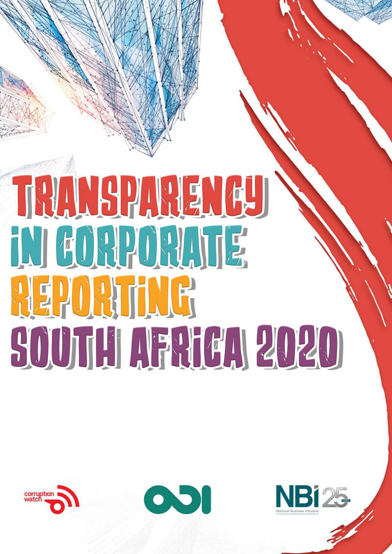 Transparency in Corporate Reporting: South Africa 2020 (TRAC SA 2020)