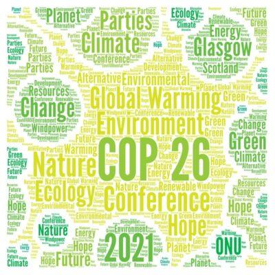 COP26 Image Website