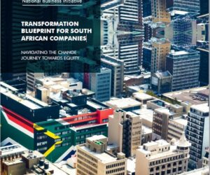 NBI Quick Brief Launch of the Transformation Blueprint for South Africa Companies