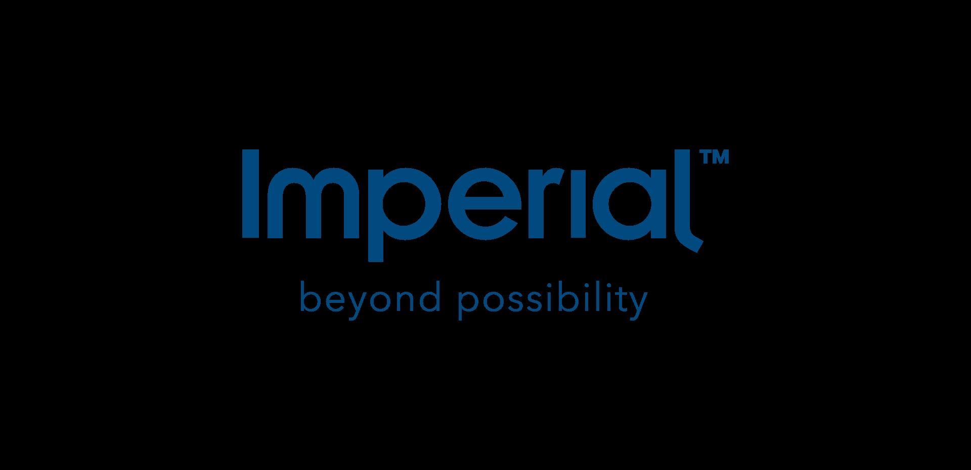 Imperial BP TM - blue PNG